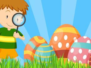 Pâques : organisez une chasse aux œufs à la maison spécial cuisine!
