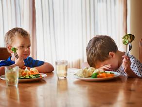 Néophobie alimentaire: 3 conseils pour remporter la bataille !