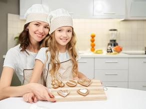 Fête des mères : 3 idées de recettes simples à faire en famille