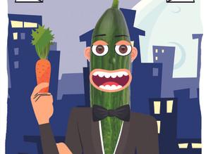 JAMES CONCOMBRE : tout savoir sur le concombre, le légume croquant