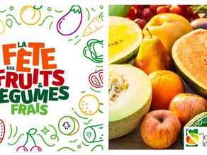 Jouez au quiz parent-enfant spécial Fête des fruits et légumes frais !