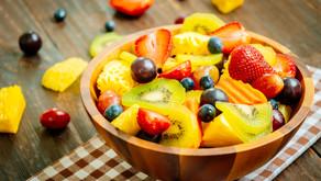 4 desserts spécial salade de fruits et légumes d'été