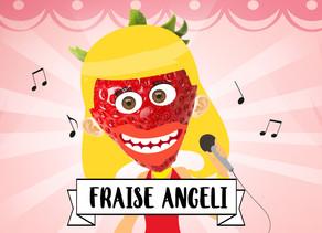 FRAISE ANGELI : Tout savoir sur la fraise, le fruit-star du printemps