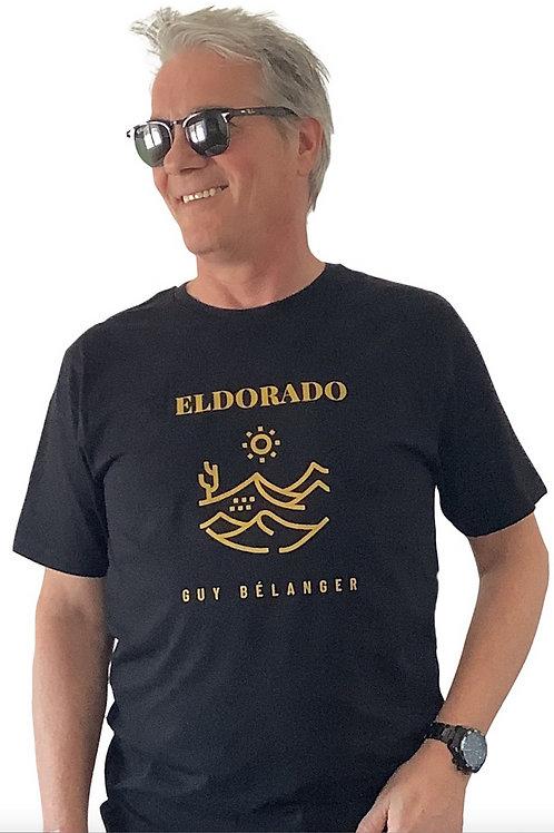 T-Shirt ELDORADO (Homme) Noir