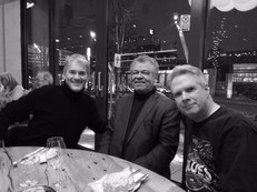avec Harrison Kennedy & Michael Jerome Browne L'Astral Mtl