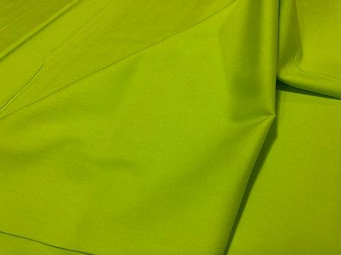 Tricoline Liso Verde Neon