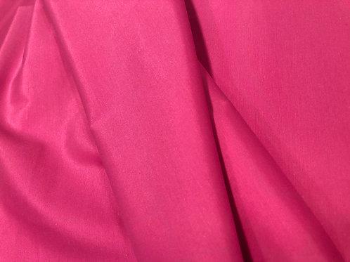 Tricoline Liso Rosa Neon