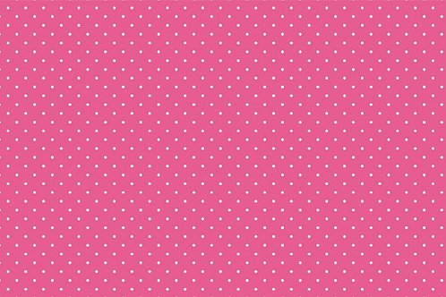 Tricoline Poá Pink