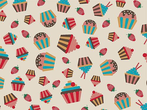 Tricoline Cupcakes