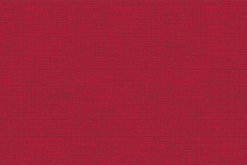 Tricoline Rabisco Vermelho