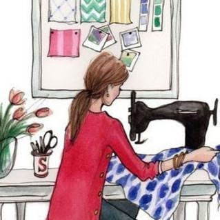 Costurar é meditar com as mãos