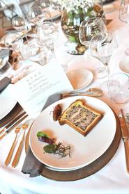 Art de la table et gastronomie