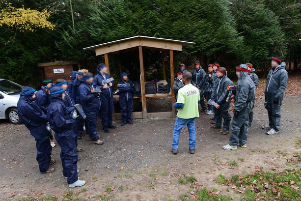 "Team building ""Sport et Nature"""