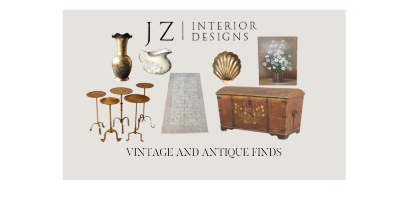 Let's Talk Vintage and Antiques...