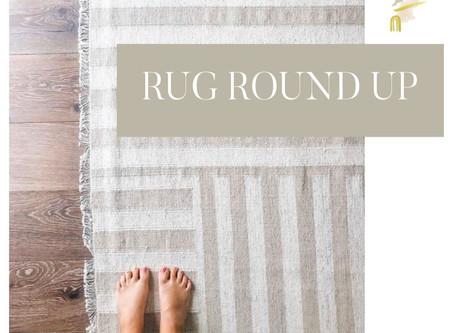 Rug Round Up