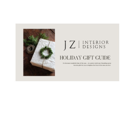 HOLIDAY GIFT GUIDES - part trois