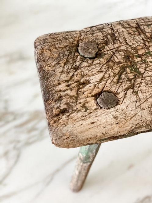 Antique Mini Stool