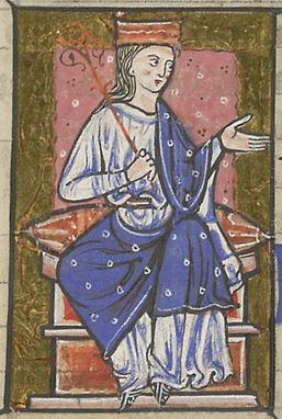 Æðelflæd_(British_Library_MS_Cotton_Clau
