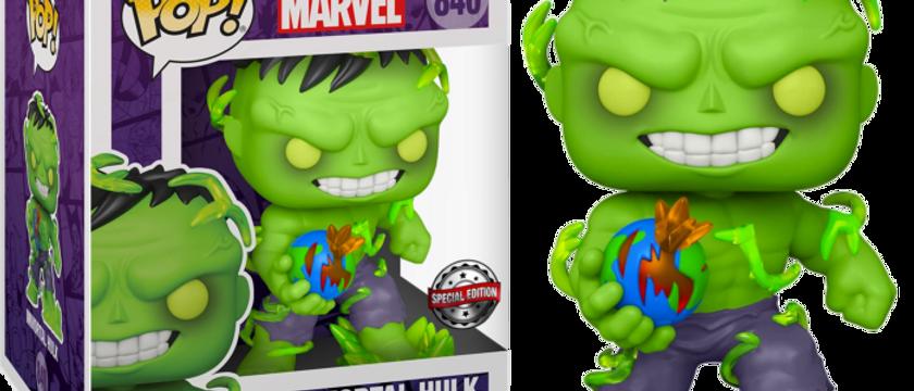 Immortal Hulk 6 inch 840