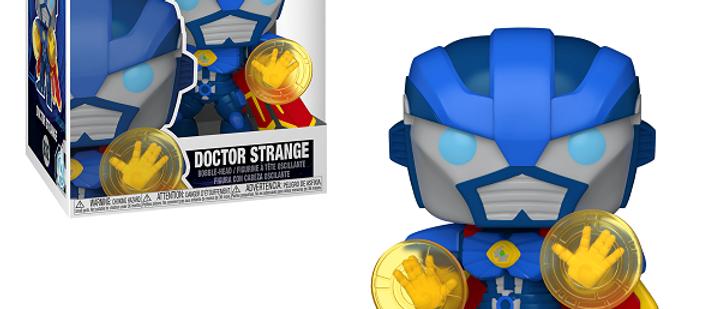 Doctor Strange 832