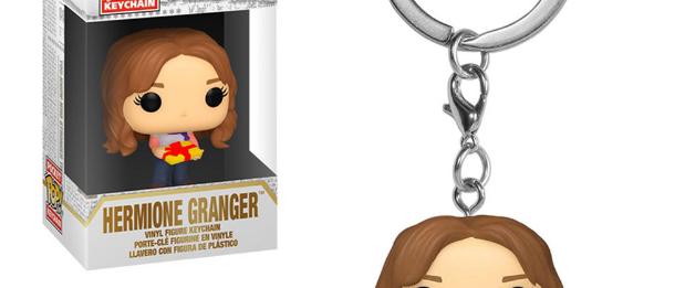 מחזיק מפתחות Hermione Granger