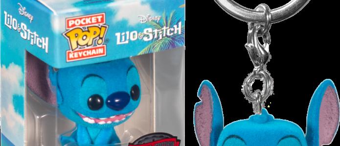 מחזיק מפתחות Stitch