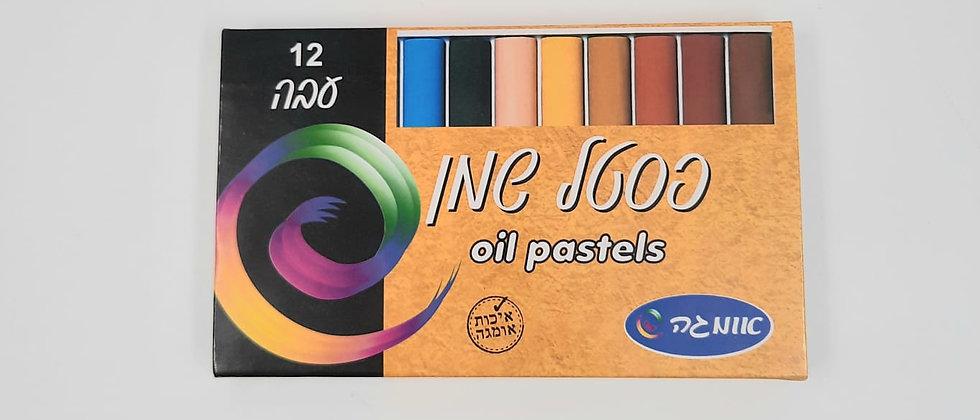 חבילת 12 צבעי פנדה