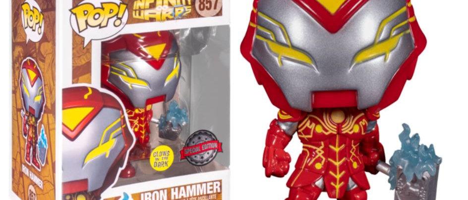 Iron Hammer 857