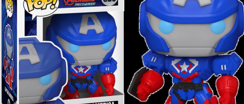 Captain America 829