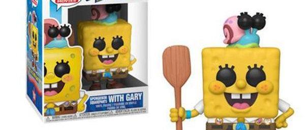 Spongebob with Gary 916