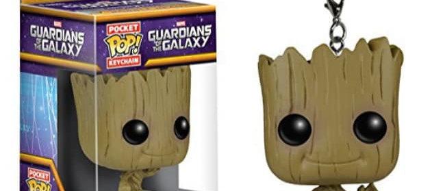 מחזיק מפתחות Dancing Groot