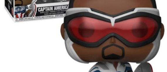 Captain America 819