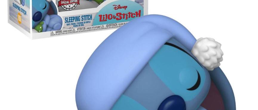 Sleeping Stitch 1050