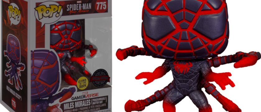 Miles Morales in Programmable Matter Suit 775