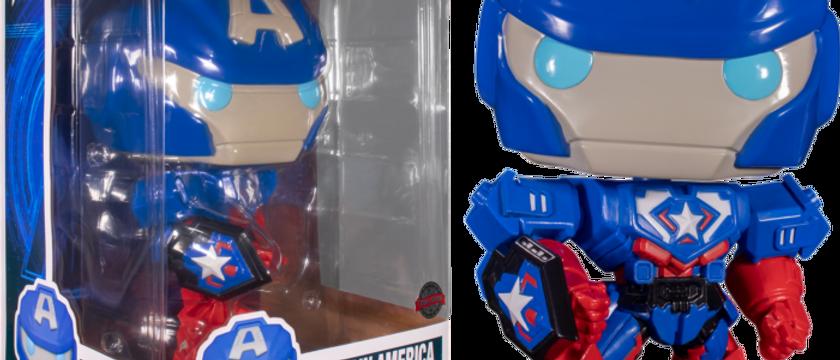 Captain America 10 inch 841