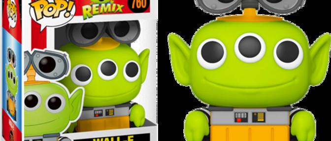 Alien Remix: Wall-E 760