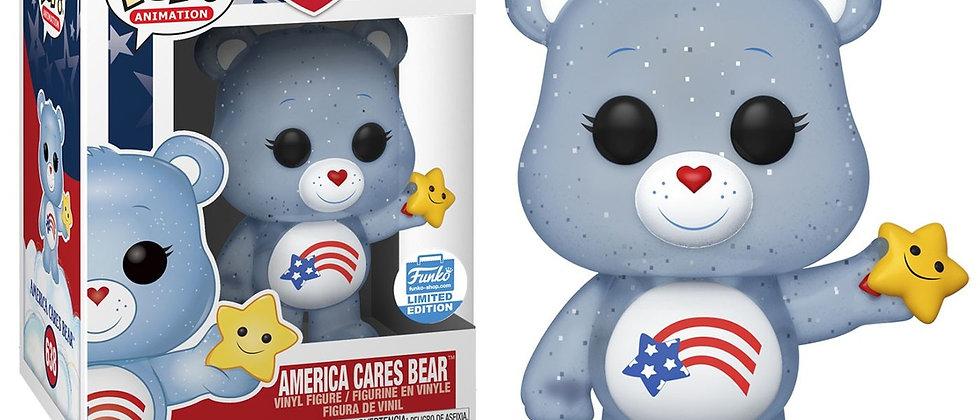 America Cares Bear 638
