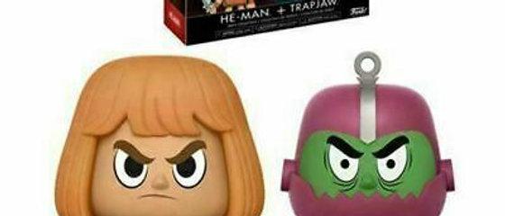 VYNL He-Man + Trap Jaw