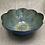 Thumbnail: Large Blue Flower Bowl