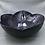 Thumbnail: Large Purple Flower Bowl