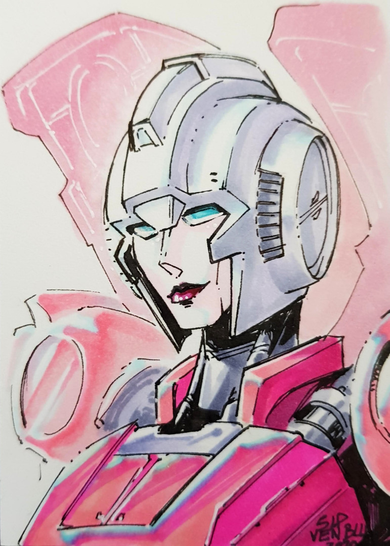 Sketchcard Commission