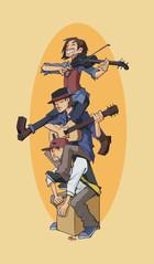 The Musicians of Berlin!