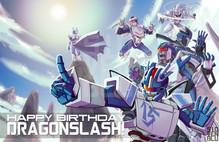 Dragonslash 15th Anniversary