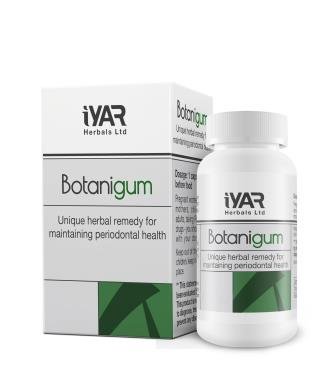 Gum disease supplement Botanigum