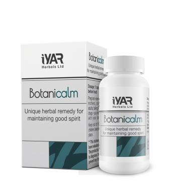 Natural anti stress Botanicalm