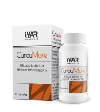 Turmeric-Curcumore supplement