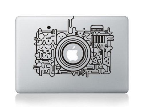 Photography Digital Camera Premium Decorative Vinyl