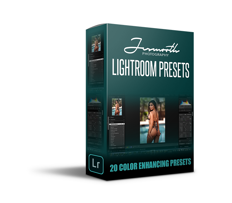 Jcsmooth Signature Collection Color Base Presets For LightRoom