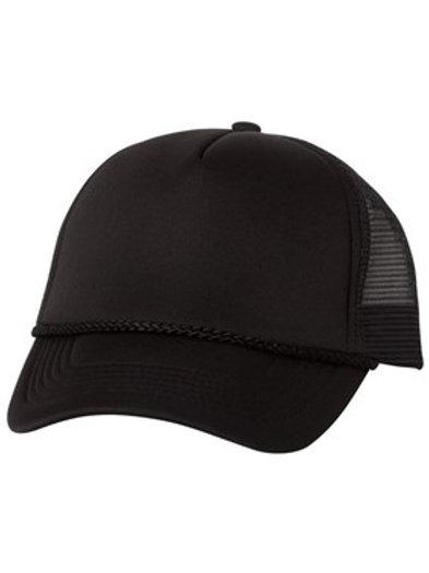 Custom 5-Panel Snapback Trucker Hat