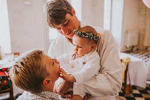 Baptême décoration organisation france l